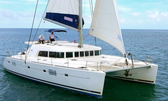 Cruising Catamaran Rental In Quarteira