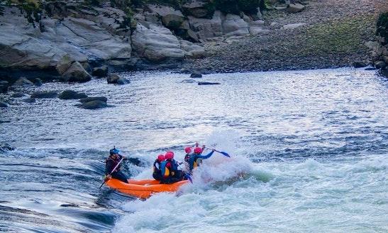 Rafting In Melgaço