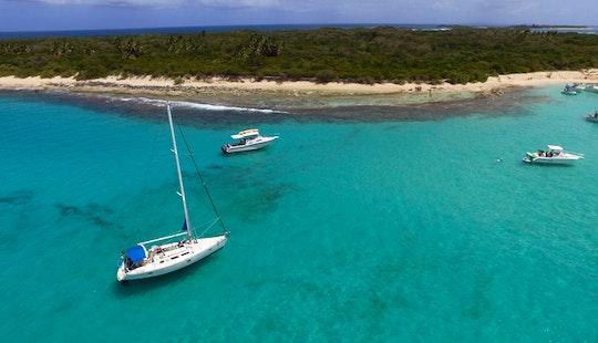 Sailing Yacht Jeanneau Sun Odyssey 91 Cruising Monohull In Fajardo, Puerto Rico