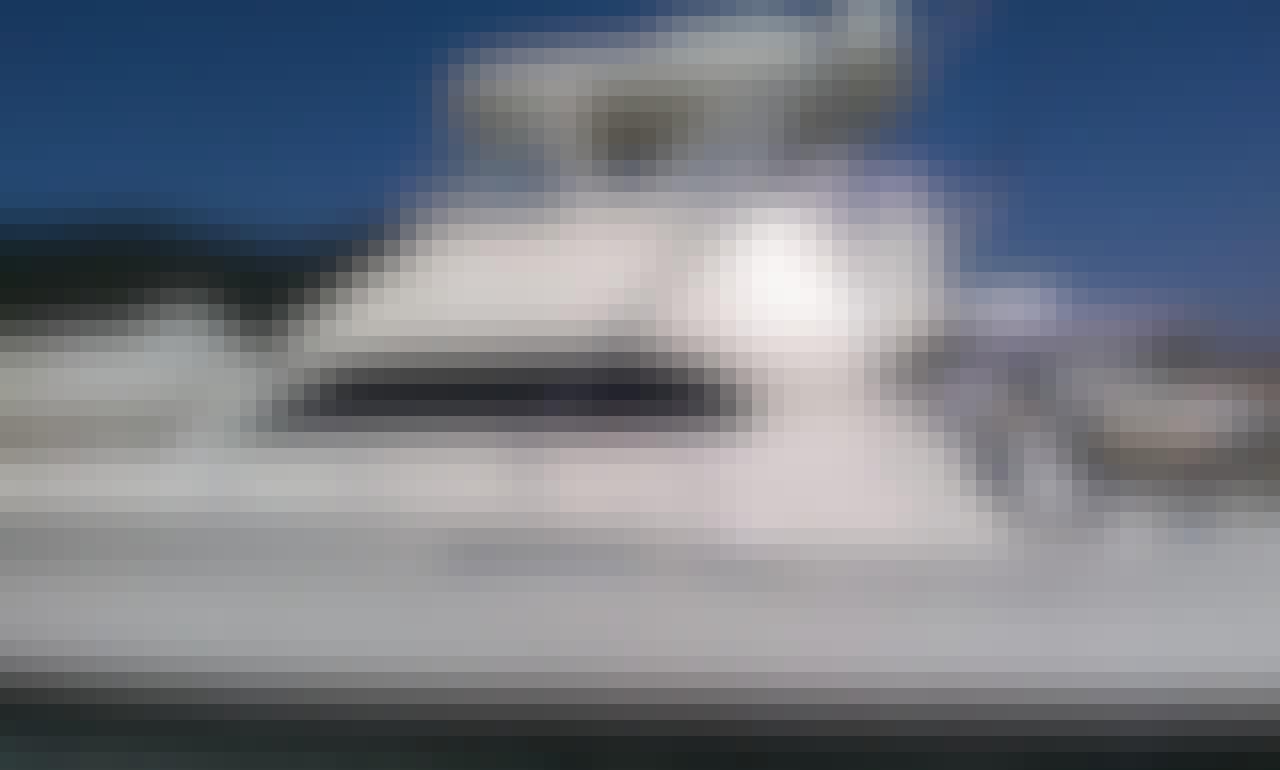 48' Motor Yacht Charter in Acapulco Guerrero, Mexico