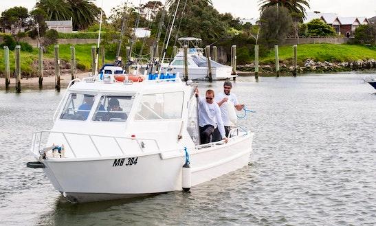 25' Sport Fisherman Charter Somerville, Victoria