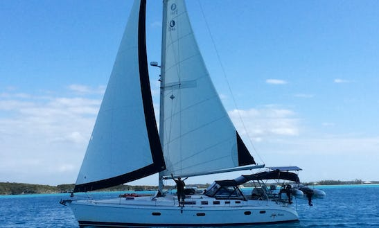 Charter The Sailing Yacht