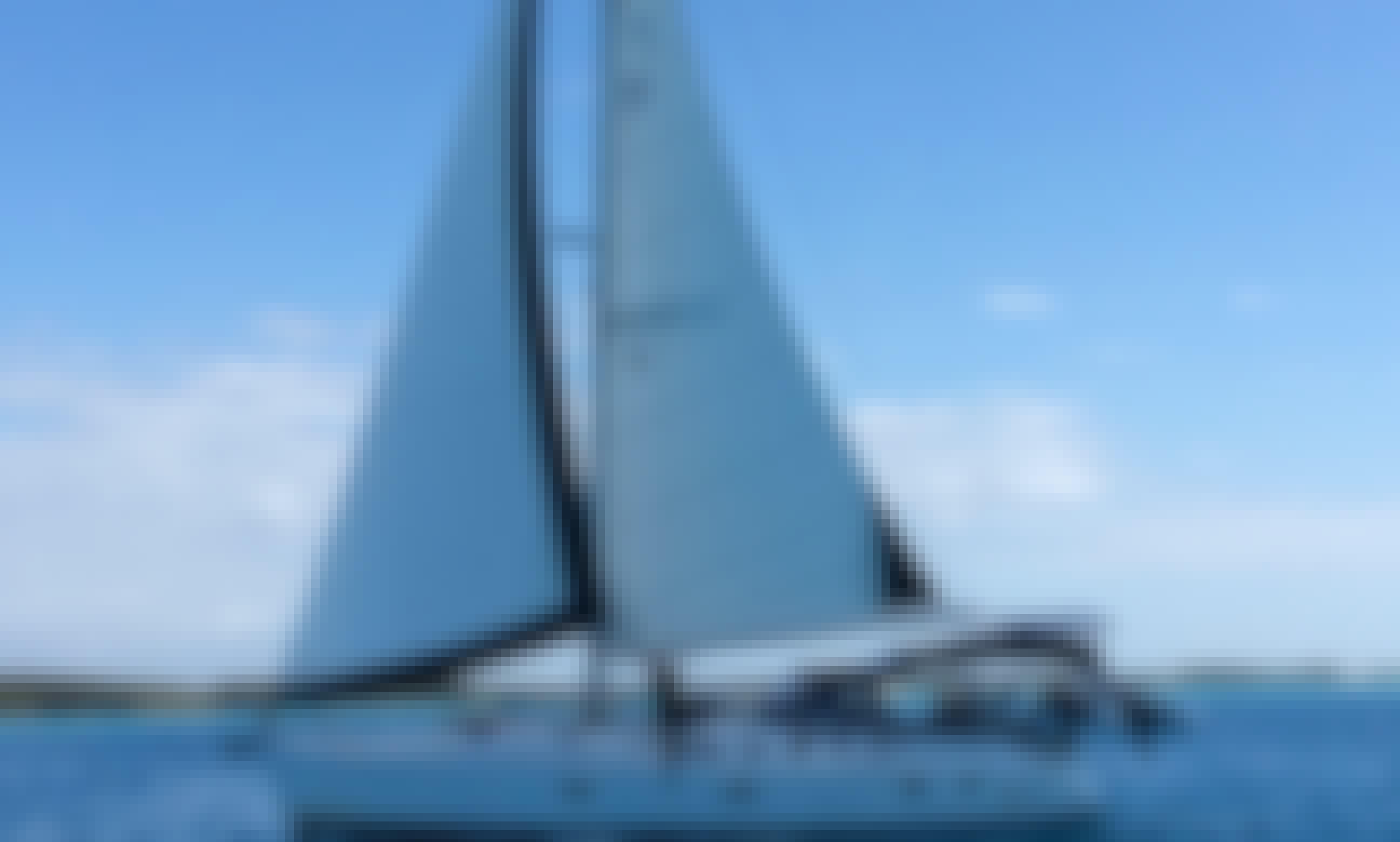 "Charter the sailing yacht ""Sol Mate"" Providence,  Narragansett Bay, Newport RI and the Islands"