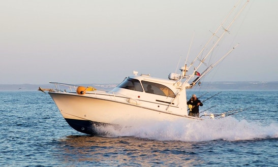 Enjoy Fishing In Olhão, Portugal On 28' Center Console