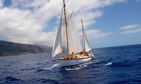 Charter A Sloop In Madeira, Portugal