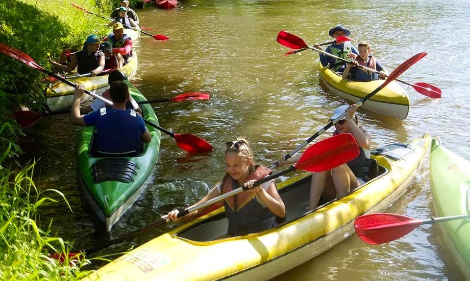 Rent a Kayak in Kaunas, Lithuania