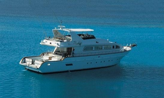 Charter Venus Power Mega Yacht In Muscat, Oman