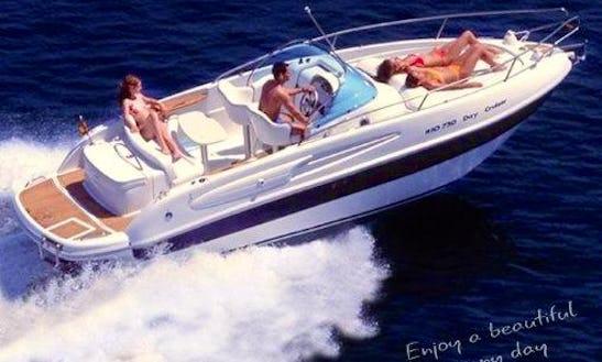 Powerboat Rio Day Cruiser 270 Cv In Torrevieja (alicante) Spain