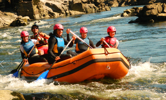 Enjoy Rafting In Melgaço, Portugal
