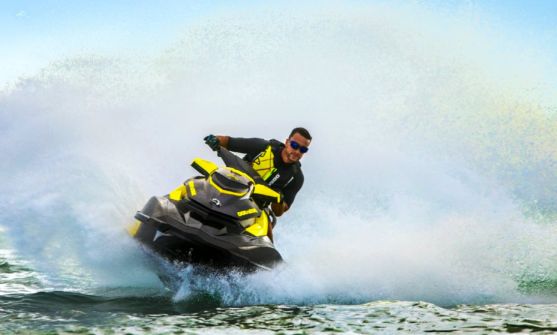 Rent a Seadoo Jet Ski in Għajnsielem, Malta for 1 person