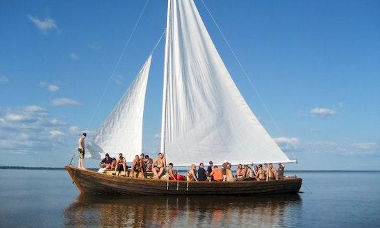 Charter 36' Daysailer In Viljandimaa, Estonia