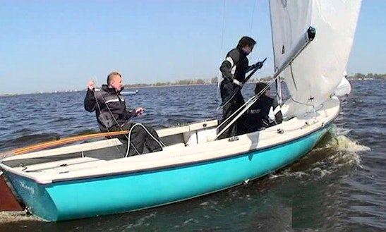 Rent 23' Randmeer Splash 3t Daysailer In Onderwal, Naarden