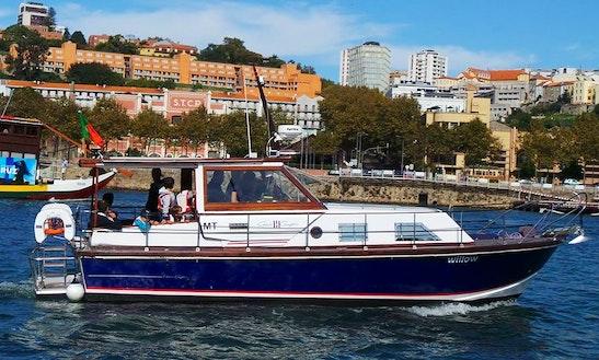 Charter Willow Motor Yacht In Vila Nova De Gaia, Porto