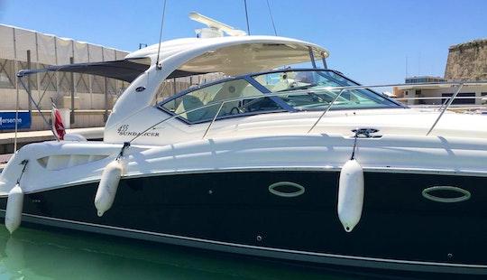 Charter Sundancer 455 Motor Yacht Valletta, Malta