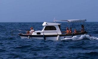 Charter 23' Cuddy Cabin in Herceg - Novi, Montenegro