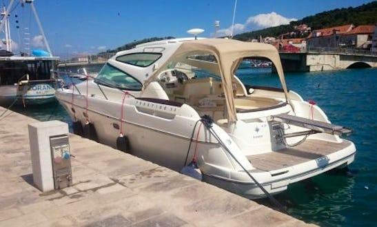 Skippered Charter On 34' Jeanneau Prestige Motor Yacht In Split, Croatia