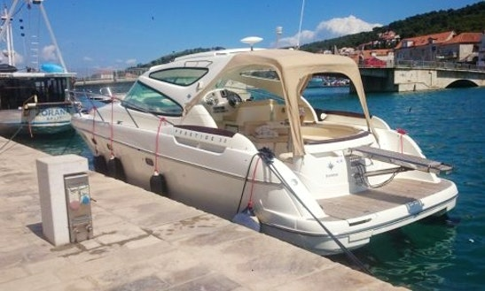 Skippered Charter On 34' Jeanneau Prestige Motor Yacht In Split, Croatia