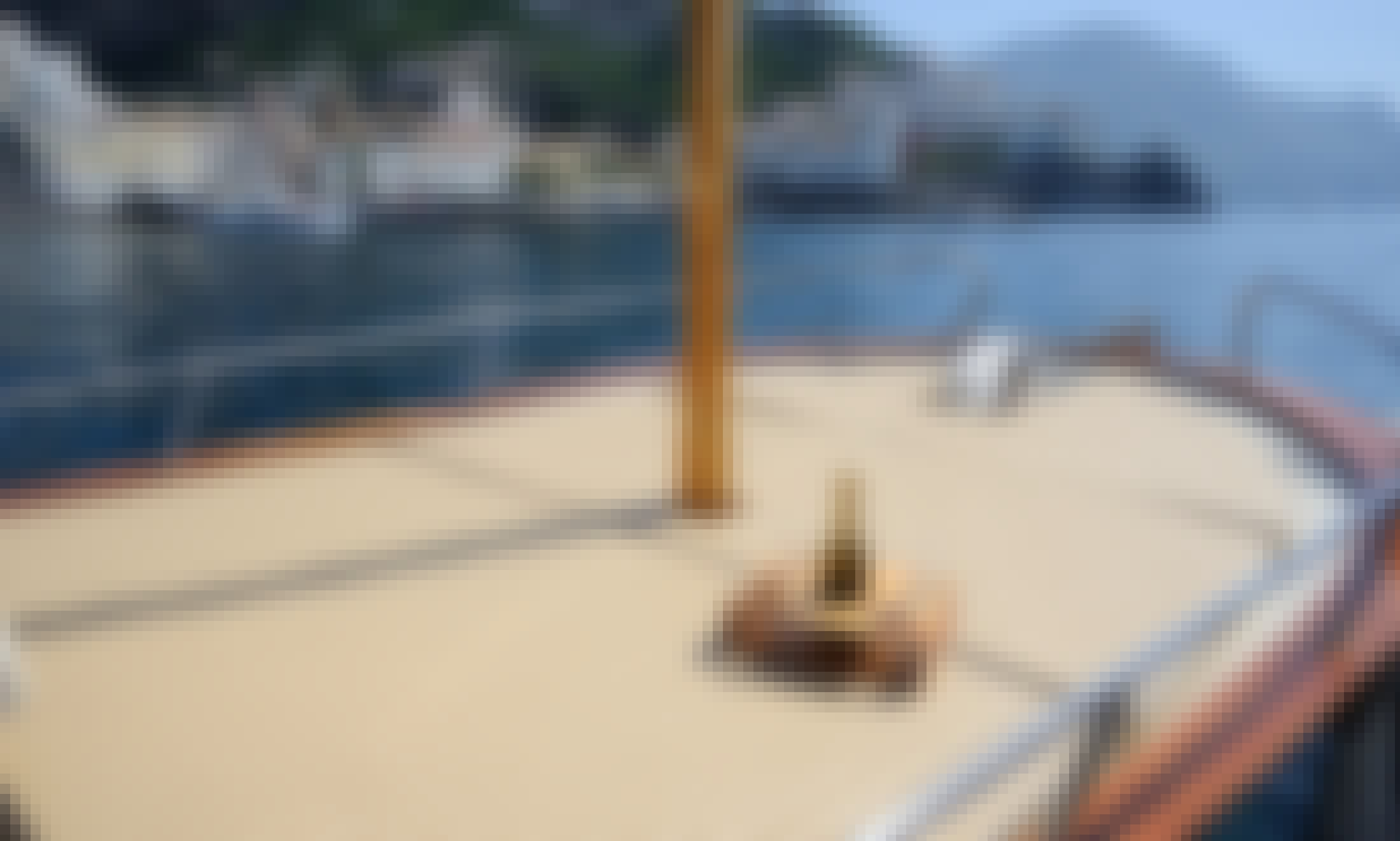 Cruise the Italian Riviera on 30ft Gozzo Sorrentino Boat with a Captain