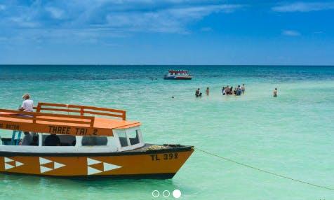 Buccoo Reef & Nylon Pool Tour In Trinidad and Tobago
