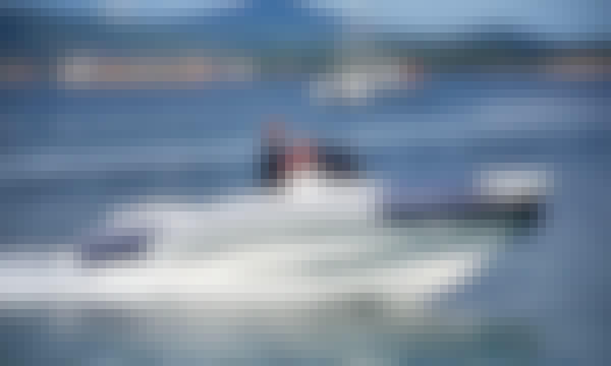Rent 26' Marlin 790 Rigid Inflatable Boat in Mali Lošinj, Croatia