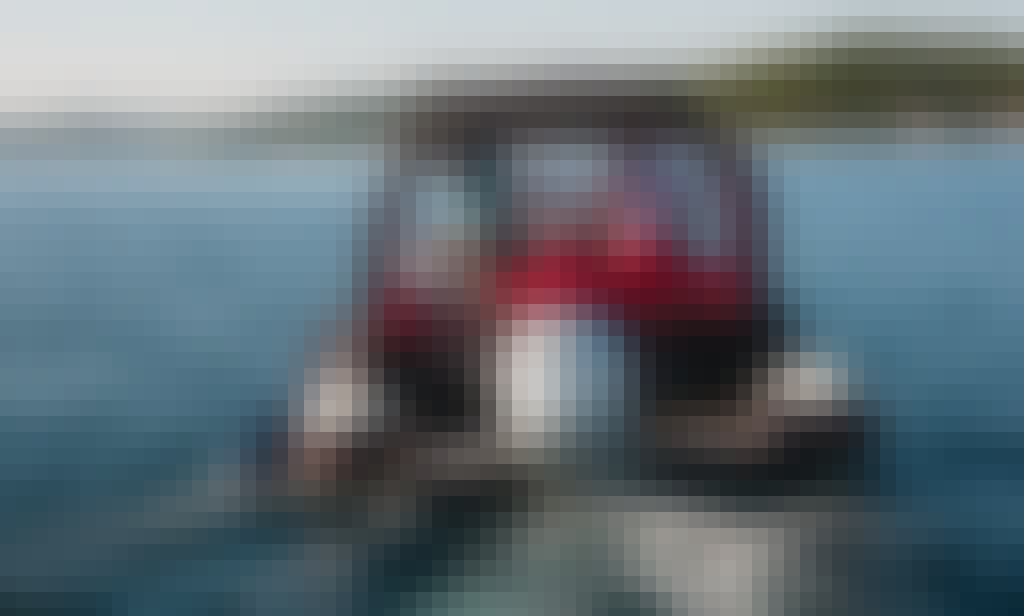Rent 25' Aquamax 23 Rigid Inflatable Boat in Mali Lošinj, Croatia