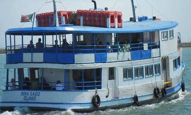 Manta Rota Boat Cruises For Large Parties, Portugal