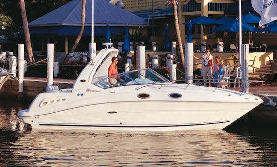 Rent 29' Sea Ray Sundancer Motor Yacht In Punat, Croatia