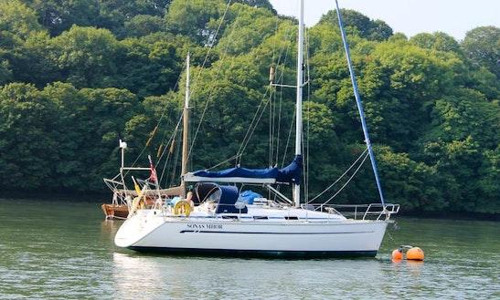 Charter A Cruising Monohull In Pembroke, Wales