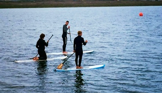 Enjoy Stand Up Paddleboarding Lessons In Cape Town, Western Cape
