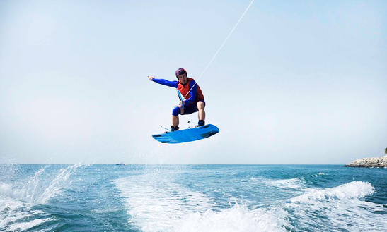 Enjoy Wakeboarding Lessons In Paphos, Cyprus