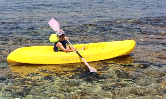 Rent A Kayak In Paphos, Cyprus