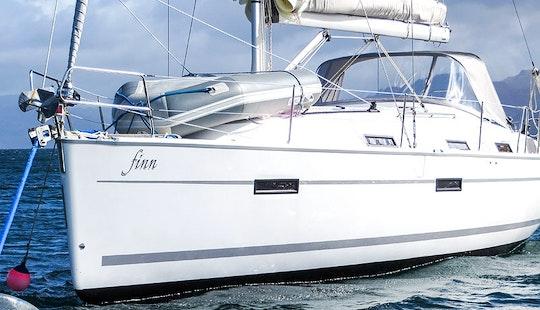 Bavaria 36 Cruiser Charter In Scotland