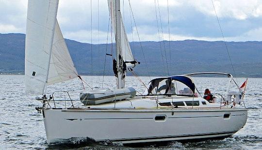 Jeanneau So42i - 42 Sailing Yacht In Uk, Scotland