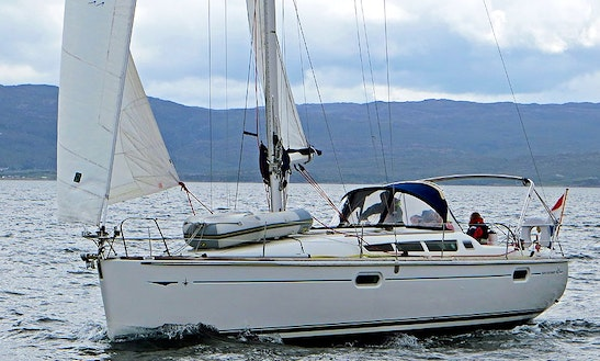 Jeanneau So42i - 42 Sailing Yacht In Uk, Scotland