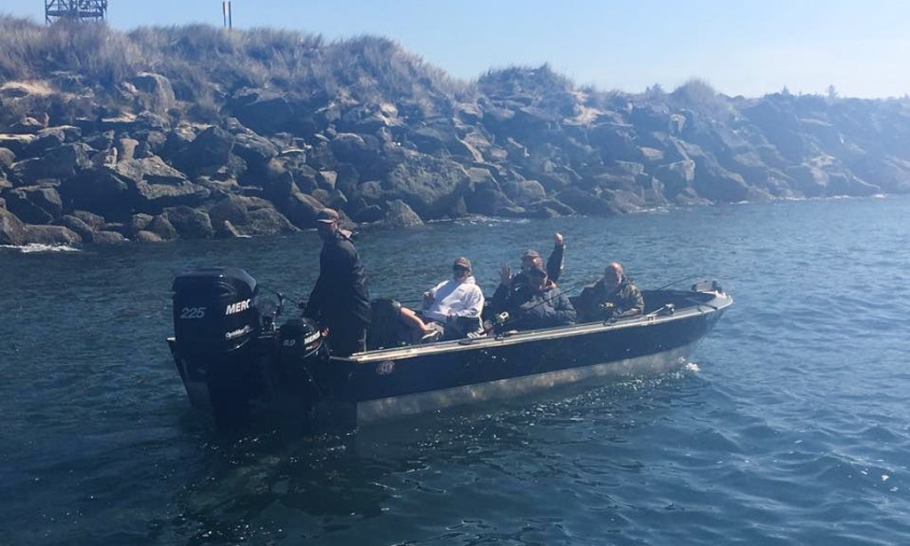 guided fishing trips in florence oregon getmyboat