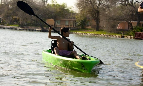 Kayak Rental In Rancho Viejo, Texas