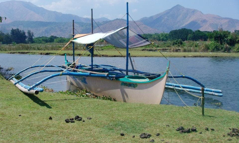 Charter Traditional Banca Boat in Subic, Philippines