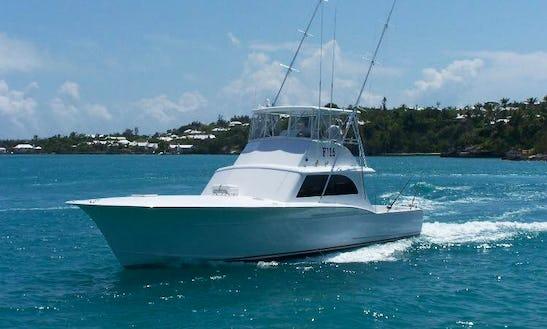 Enjoy Fishing In Hamilton, Bermuda On 51' Sport Fisherman