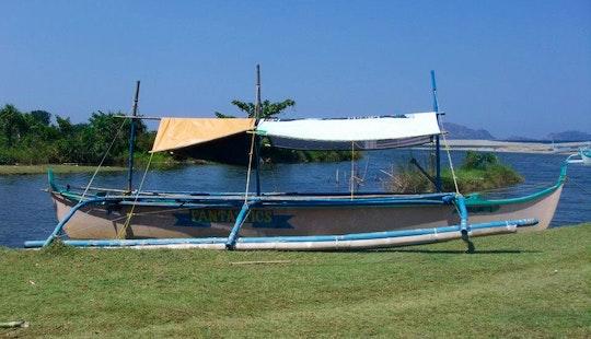 Charter Fantastics Banca Boat In San Antonio, Central Luzon