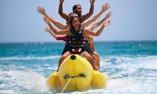 Enjoy Banana Rides In Flacq, Mauritius