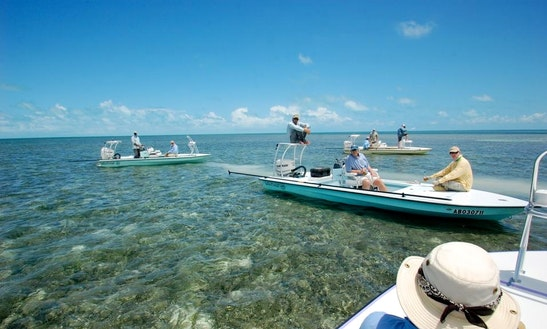 Fishing Trip Vacation For 2 - 7 Days In Jacksonville, Florida