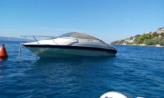 Rent 20' Bayliner Cuddy Cabin In Mali Lošinj, Croatia