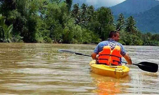 Kayak Rental In Kampot, Cambodia