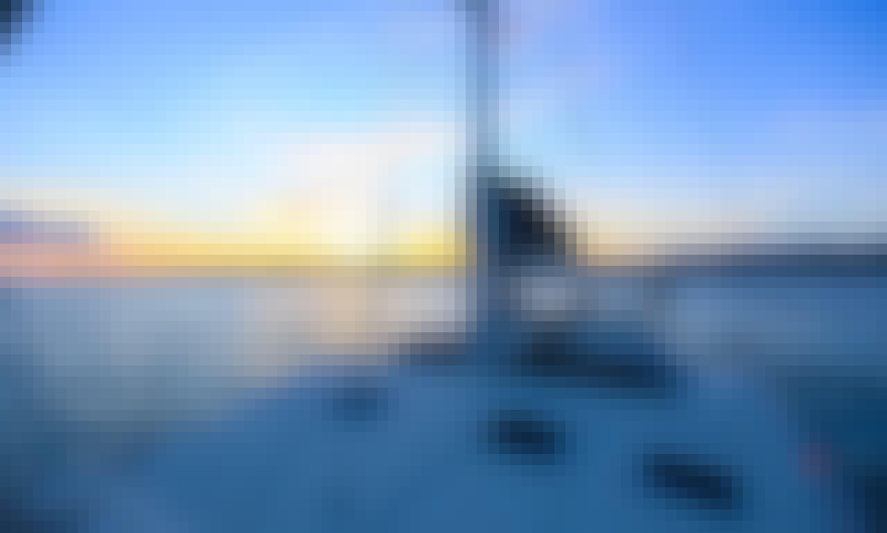 36' Cruising Catamaran Charter in Quintana Roo, Mexico