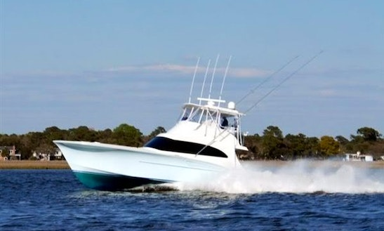 Enjoy Fishing In Gorgona, Italy On 41' Hatteras Sport Fisherman