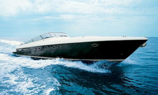 Charter 43' Itama Motor Yacht In Minori, Italy