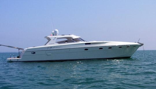 Charter Rizzardi 53 ,  Motor Yacht In Minori, Italy