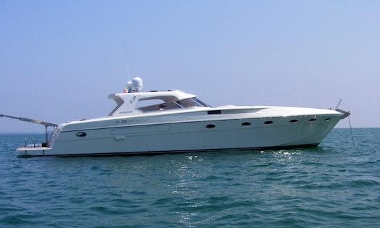 Charter 57' Itama Motor Yacht In Minori, Italy