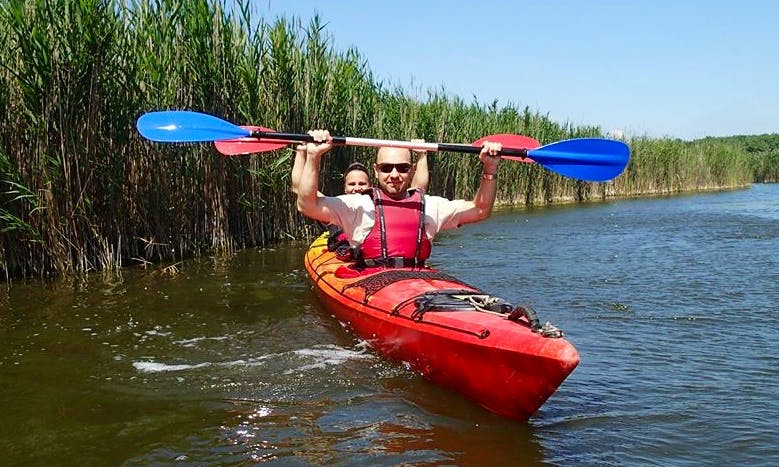 Be amazed in Budapest, Hungary with this Kayak Tour