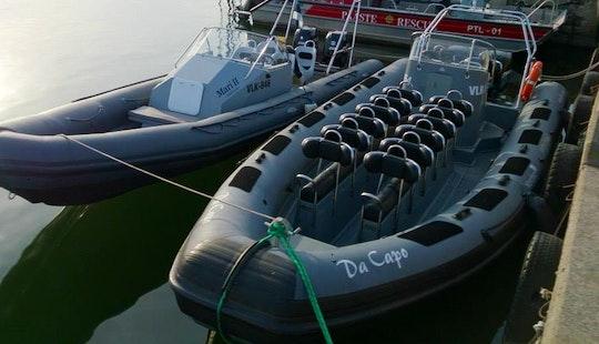 Rent A Rigid Inflatable Boat In Tallinn, Harju